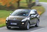 Peugeot 3008 1.6 HDi 110 Premium : Bonne idée à peaufiner