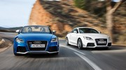 Audi TT RS : Boucler la boucle