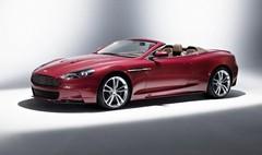 Aston Martin DBS Volante : James Bond, les cheveux au vent…