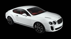 Bentley Continental Supersports : La Bentley extrême