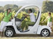 Matra veut se positionner sur le marché des véhicules électriques en France