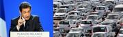 Crise de l'automobile : Les commentaires de Nicolas Sarkozy