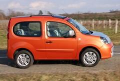 Essai Renault Kangoo be bop dCi 105 : Voyageur urbain