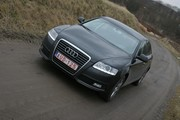 Essai Audi A6 2.0 TDI Multitronic : Dévoreuse d'autoroutes...