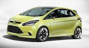 Ford Iosis Max : Séance de Kinetic pour le futur C-Max