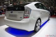 Nouvelle Prius : 89g de CO2 !