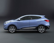 Hyundai ix-onic Concept : Tucson II, est-ce bien toi ?