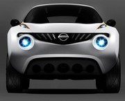 Nissan Qazana Concept : Qashqai en réduction