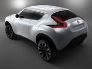Nissan Qazana : Petite voiture de l'avenir