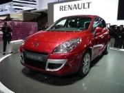 Renault Scenic : un écran TFT en guise de tableau de bord