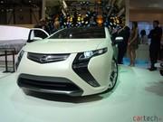 Opel Ampera : la Volt européenne n'est pas encore prête
