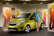 Chevrolet Spark : La petite citadine qui remplacera la Matiz