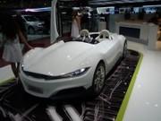 ERA : un roadster hybride signé Idea Institute