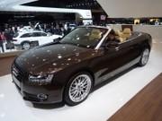 Trois nouveautés et une absence chez Audi