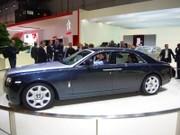 Rolls-Royce 200EX : le design au service du luxe