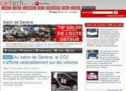 Salon de Genève par Cartech.fr