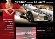Site officiel du Salon de Genève