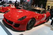 Ferrari 599XX : La performance à l'état pur !