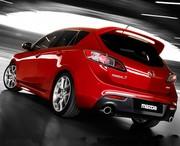Mazda3 MPS : Peaufinée