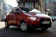 Mitsubishi Colt : au-delà du diesel