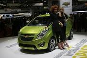 Chevrolet Spark : Branchée !