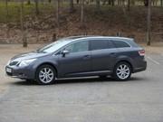 Essai Toyota Avensis : Bien sous tout rapport
