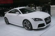 Audi TT RS : 5 cylindres et 340 chevaux !
