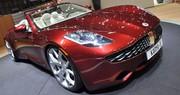 Fisker Karma S, luxueux coupé cabriolet hybride