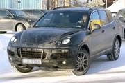 Porsche Cayenne : C'est pour bientôt !