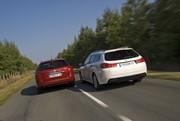 Essai Honda Accord Tourer 2.2 i-DTEC contre Peugeot 407 SW 2.0 Hdi 140 : Jeune prétentieux