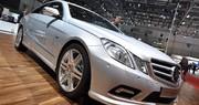 Mercedes Classe E Coupé : Ne l'appelez plus CLK
