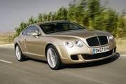 Future Bentley Continental : Sa majesté au régime