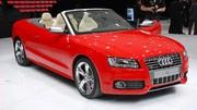 Audi A5 et S5 Cabriolet