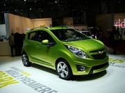 Chevrolet Spark : La citadine de Chevrolet pour 2010