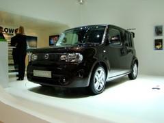 Le Nissan Cube : un design très particulier