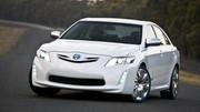 Une Toyota Camry hybride pour l'Australie