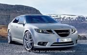 Future Saab 9-5 : Révolution stylistique