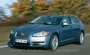 Jaguar XF Estate : Break mondain