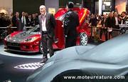 Koenigsegg NLV Quant : L'électro-solaire qui veut faire avancer la technologie