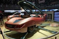 Les dream cars de Genève