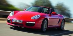 Essai Porsche Boxster S 2009 : des airs de mini Carrera GT