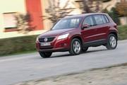 Essai Volkswagen Tiguan 2.0 TDI FAP 4x2 Trendline : Moins cher, moins bien