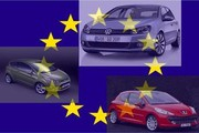Voitures neuves, Le top 10 européen : 1, VW Golf; 2, Ford Fiesta; 3, Peugeot 207
