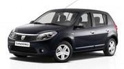 Dacia Sandero : la version GPL à partir de 5.990 euros !