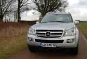 Essai Mercedes Classe GL 420 CDI : La limousine des 4x4