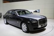 """Rolls-Royce, 507 ch pour la Silver Ghost : La """"baby 200 EX"""" reçoit un V12 6,6 l"""