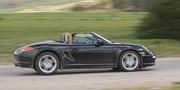 Essai des Porsche Boxster 2009 et Cayenne Diesel