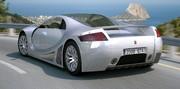 GTA Motor lancera sa supersportive en avril prochain