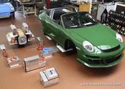 Ruf Greenster, quand le meilleur de l'artisanat automobile se met à l'électrique
