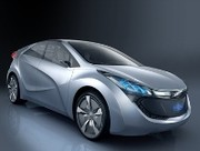 Hyundai révèle son concept car hybride Blue Will